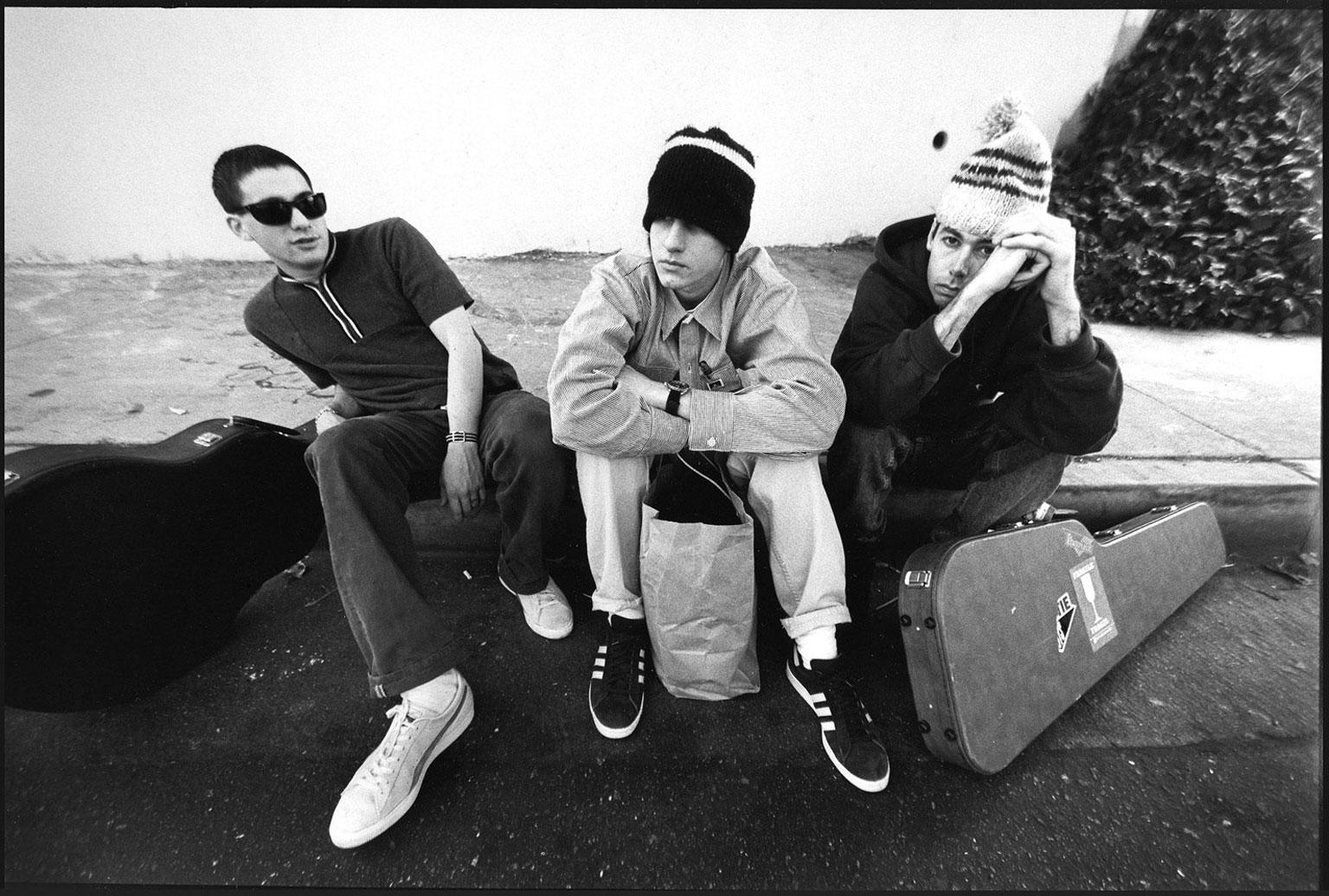 Beastie Boys est un groupe de hiphop américain originaire des quartiers de Manhattan et de Brooklyn à New York Pendant la majeure partie de son existence le